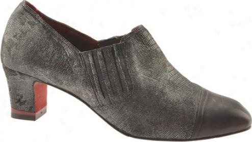 Oh! Shoes Mista Ii (women's) - Ash Soft Retpile Print