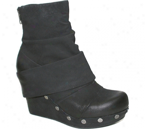 Otbt Arcola (women's) - Black Leath3r