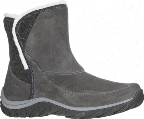 Patagonia Attlee Snap (women's) - Forge Grey