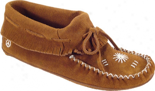 Peace Mocs Kristina (women's) - Brown