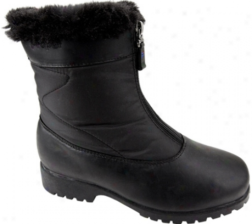 Propet Tundra Walker (women's) - Black/black