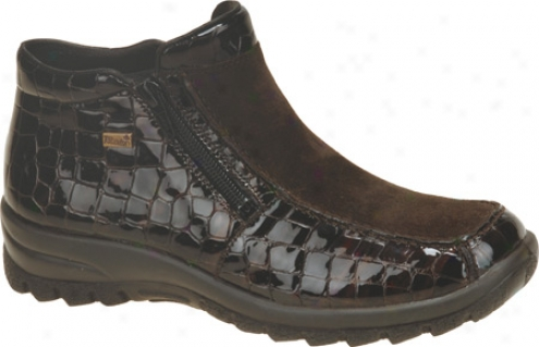 Rieker-antistress Eike 52 (women's) - Chestnut/kakao Leather