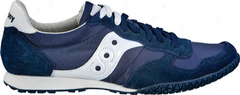 Saucony Bullet (women') - Navy/white