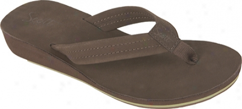 Scott Hawaii Aleo (womens) - Chocolate