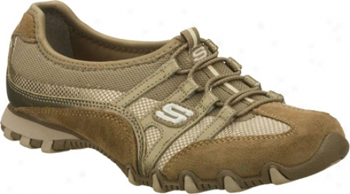 Skechers Bikers Team Pretty (women's) - Brown