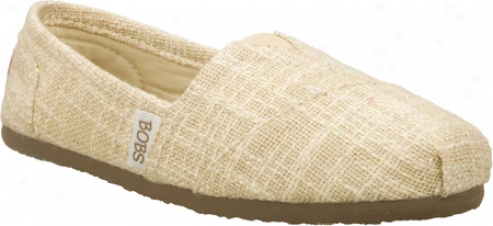 Skechers Bobs Helping Hand (women's - Natural