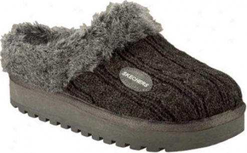 Skechers Keepsakes Postage (women's) - Charcoal