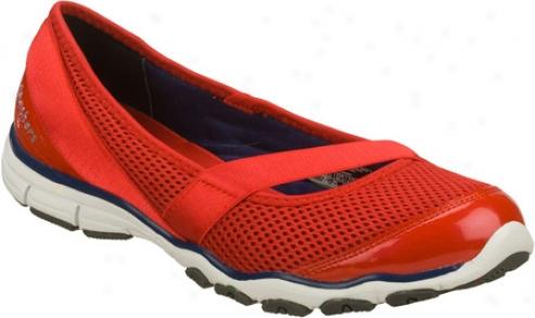 Skechers Mambo (women's) - Red