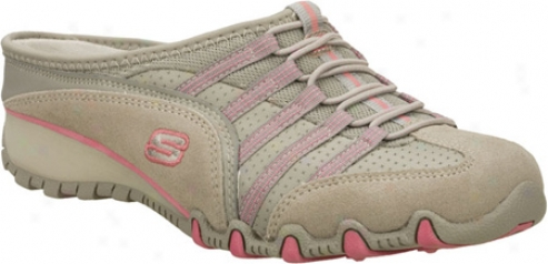 Skechers Sassies Refreshed (women's) - Gfay/pink
