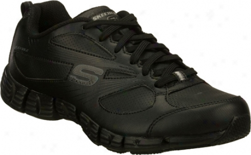 Skechers Stride Whirl (women's) - Black