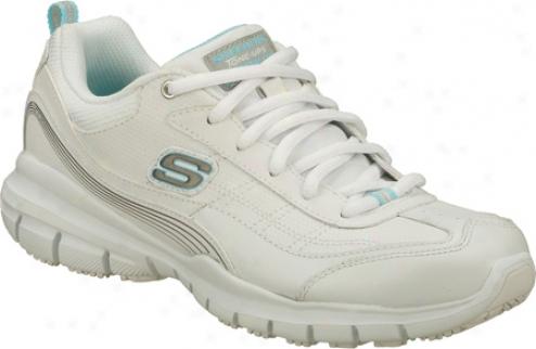 Skechers Labor Tone Ups Liberate Sr (women's) - White