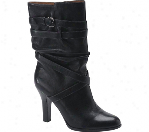 Sofft Balsov (women's) - Black Nappa Leather