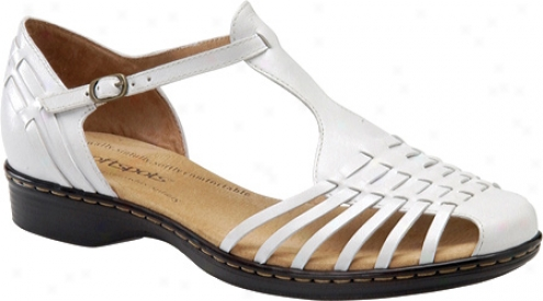 Softspots Hailee (women's) - White Leather