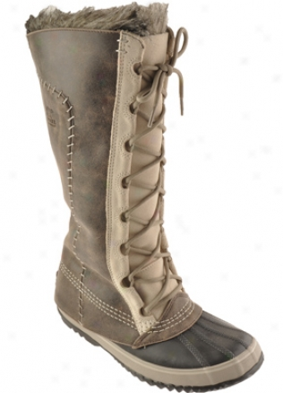 Sorel Cate The Great (women's) - Tusk/stone