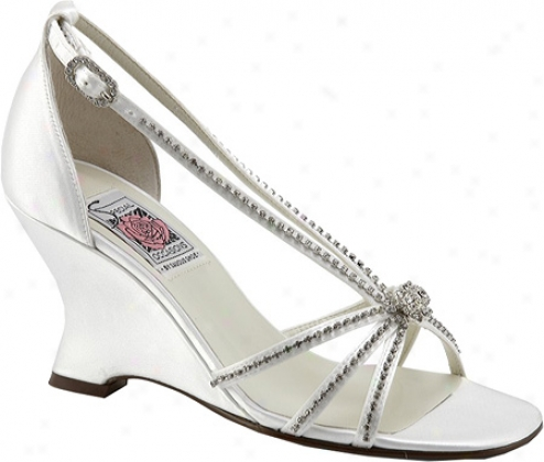 Special Occasions Lily Ann (women's) - White Satin