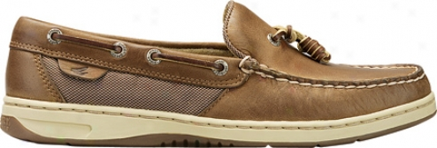 Sperry Top-sider Bluefish Tassel Slip On (women's) - Taupe Leather