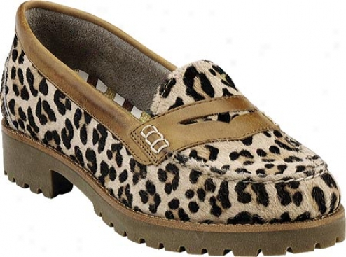 Sperry Top-sider Winsor (women's) - Leopard/cognac