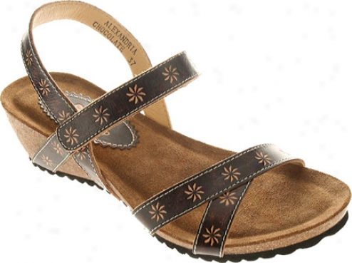 Spring Step Alexandria (women's) - Dark Brown Leather