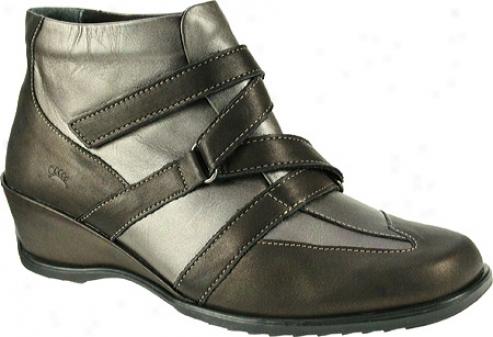 Sring Step Allegra (women's) - Alloy of copper Leather