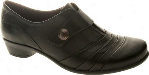 Spring Measure Sintra (wom3n's) - Black Leather