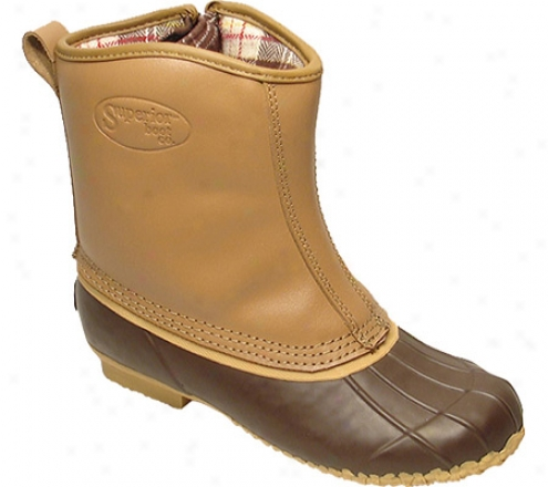 Superior Boot Co. Pull-on Duck (women's) - Tan