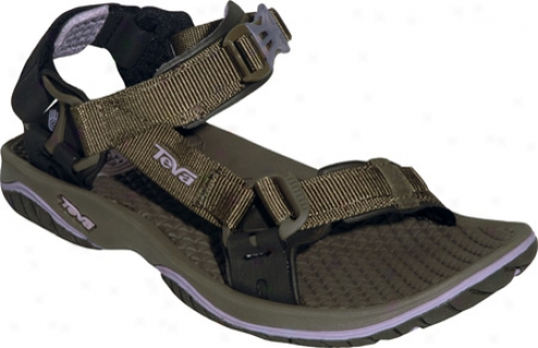 Teva Universal Buckle 2 (women's) - Major Brown