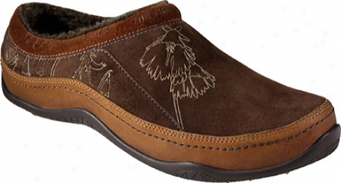 The North Face Abby Cloog (women's) - Espresso Brown/cameo Brown