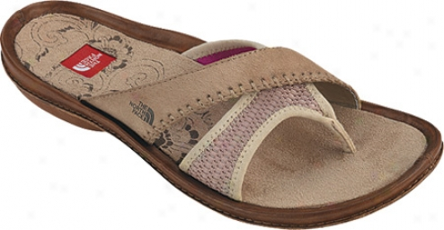 TheN orth Face Elysr (women's) - Bouillon Brown/light Taupe Beige
