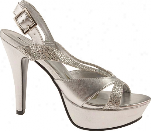 Touch Ups Benita (women's) - Silver Metallic