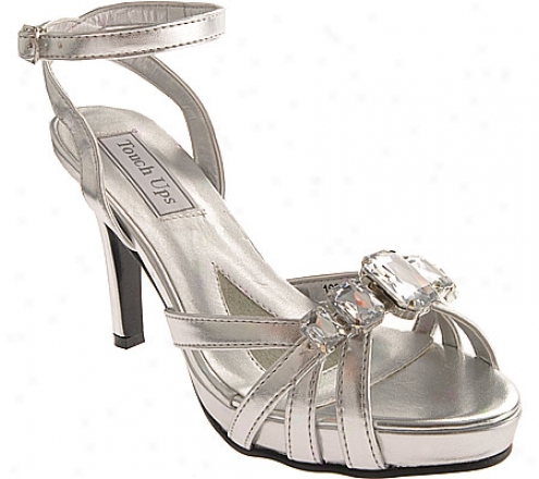 Touch Ups Dolly (women's) - Silver Metallic