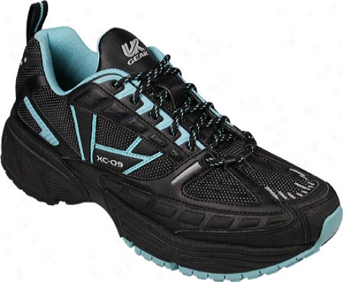 Uk Gear Xc-09 (women's) - Black/marine Blue