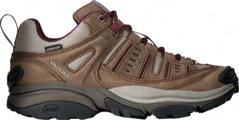 Vasque Scree Low Ud (women's) - Chocolate Chip/port Royal