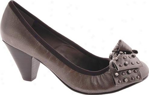 Vince Camuto Rendal (women's) - Pewter Brush Off Metallic