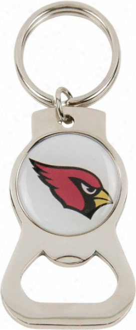 Arizona Cardinals Bottle Opener Keychain