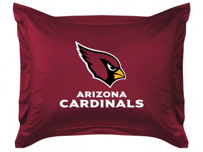 Arizona Cardinals Locker Room Sham