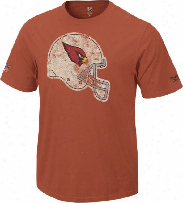 Arizona Cardinals Retro Helmet T-shirt