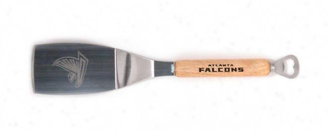 Atlanta Falcons Bbq Spatula/bottle Opener
