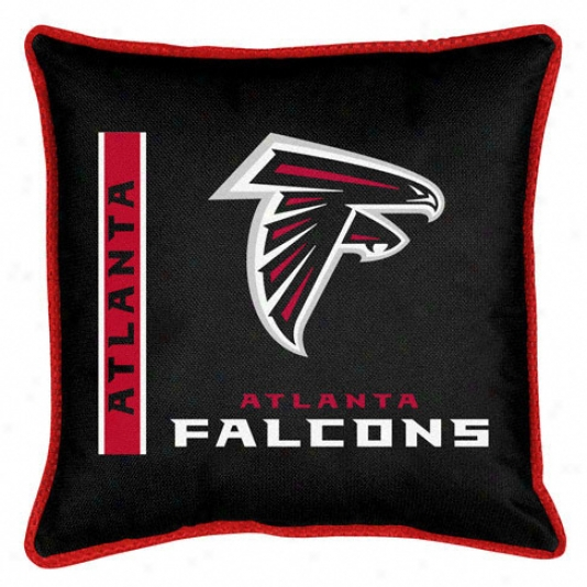 Atlanta Falcons Sidrline Pillow