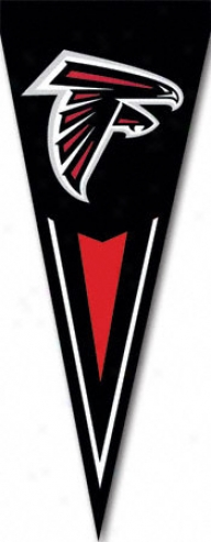 Atlanta Falcons Yard Pennant