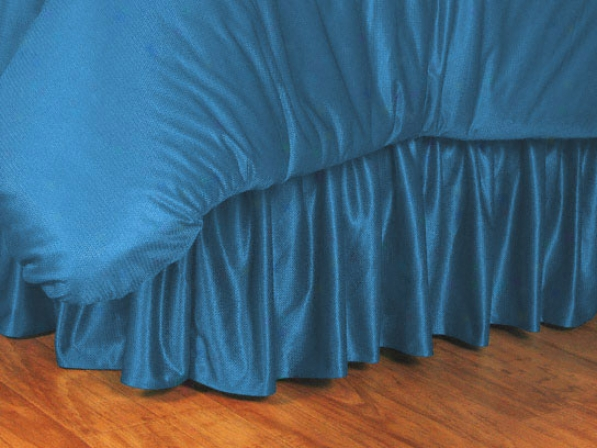 Carolina Panthers Queen Bedskirt