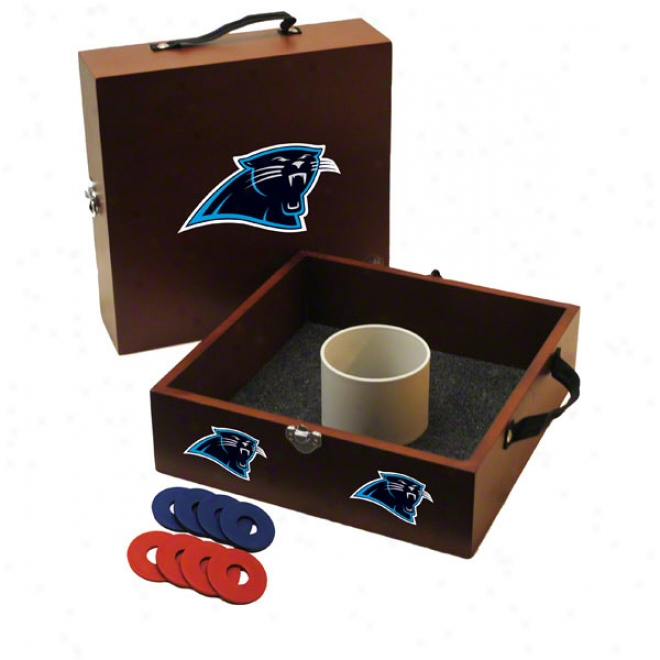 Carolina Panthers Washer Toss Game