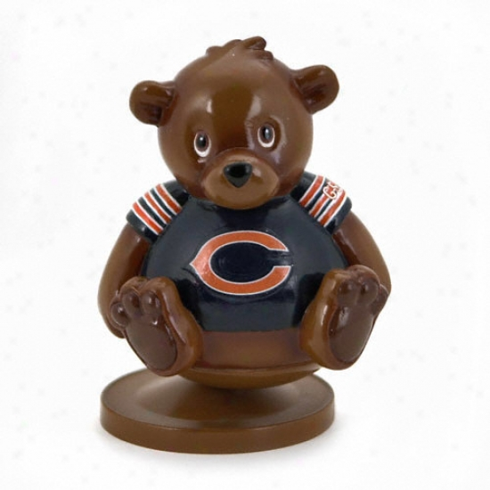 Chicago Bears Musical Toy Mascot