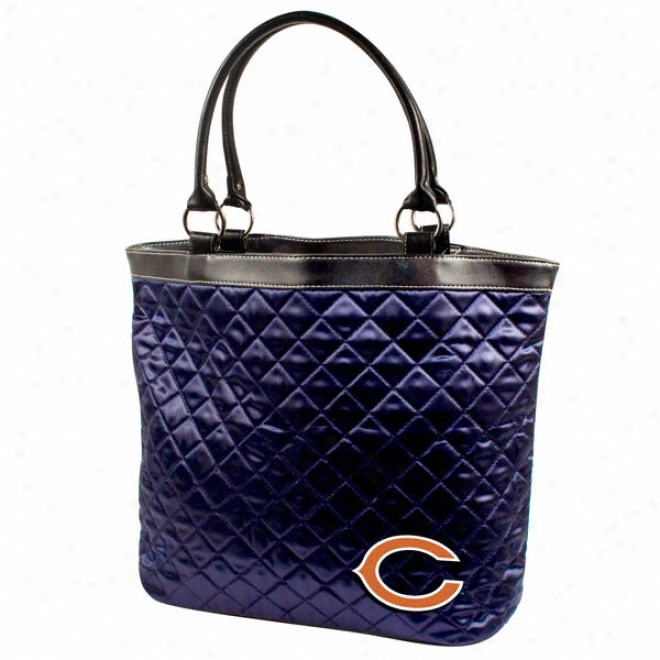 Chicago Bears Qulted Totee
