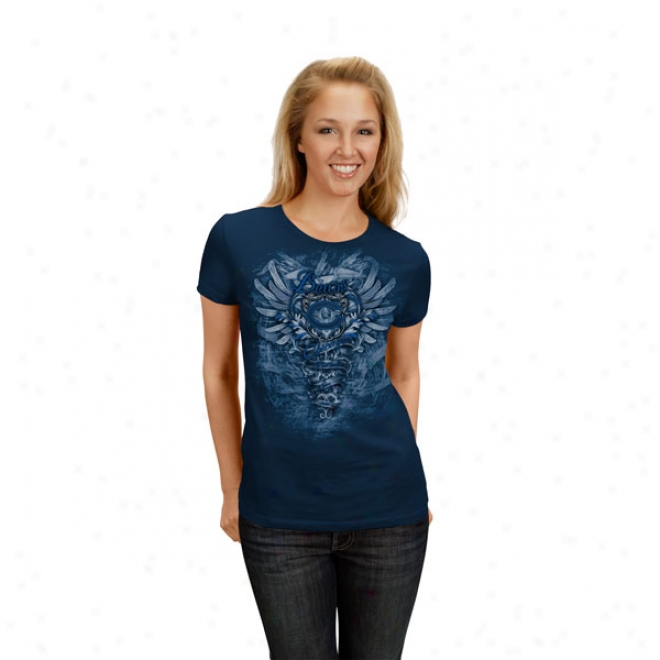 Chicago Bears Women's Supremacy Strategy T-shirt
