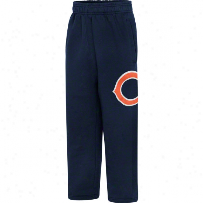 Chicago Bears Youth Touchdown Fleece Pants
