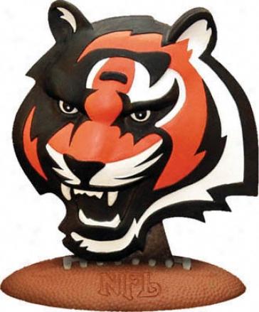 Cincinnati Bengals 3d Team Logo