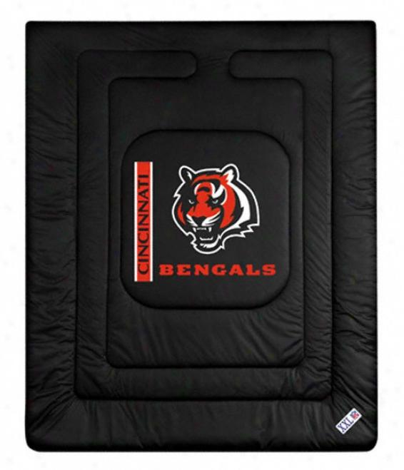 Cincinnati Bengals Locker Room Paraclete - Full/queen Bed