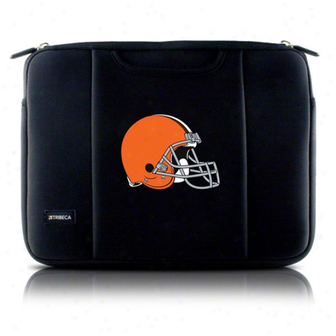 Cleveland Browns 15&quot Laptop Sleeve