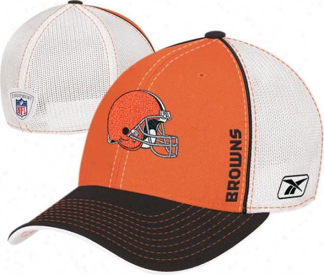 Cleveland Broans 2008 Nfl Draft Hat