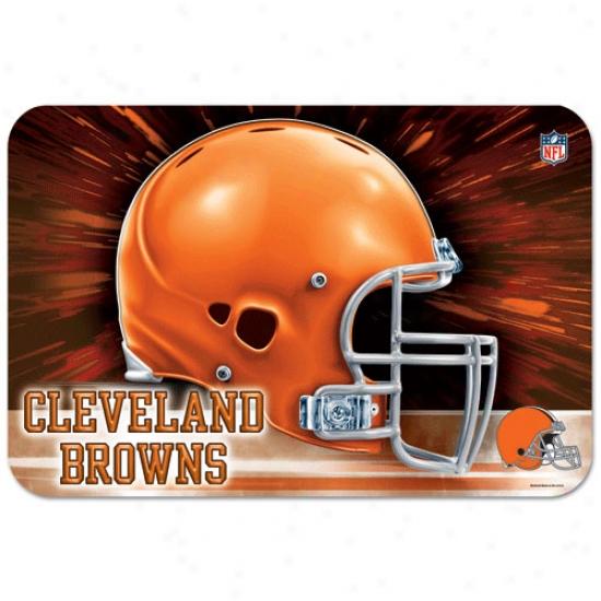 Cleveland Browns 20x30 Mat